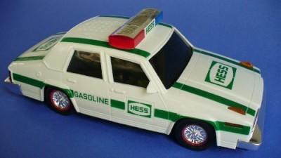 Hess Patrol Car 1993 In Original Box