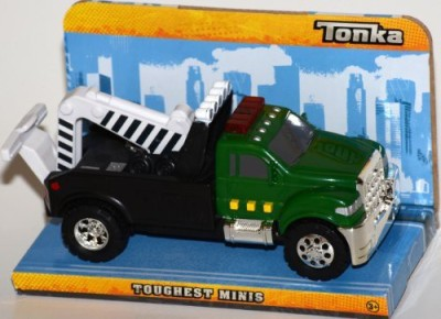 Tonka Toughest Minis Tow Truck