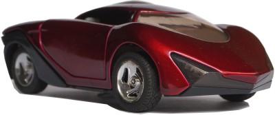 Adraxx 1:32 Scale Collector's Die Cast Batmobile Car Car Model