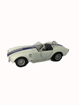 Kinsmart 5,, 1965 Shelby Cobra 427 S/C White