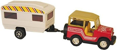 Prime Products (270010) Suv And Trailer(Multicolor)