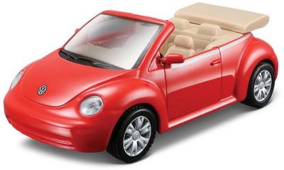 Maisto Maisto Power Kruzerz 4.5 inch Pull Back Action - Volkswagen New Beetle Cabrio Diecast Model Car