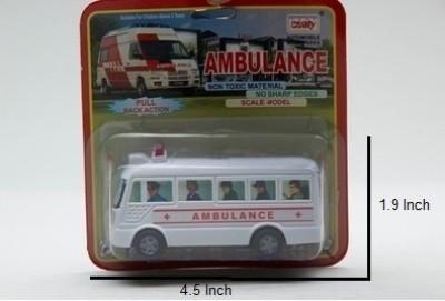 Centy Mini Ambulance