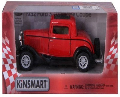 KINSMART 1932 FORD 3 WINDOW COUPE -