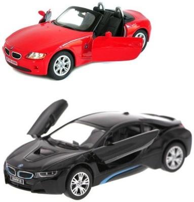 Kinsmart Kinsmart BMW i 8 and BMW Z4 coupe