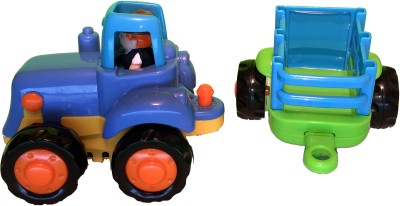 Mamaboo Baby Tractor & Trailer Truck