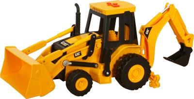 CAT Motorized Job Site Machine - Backhoe