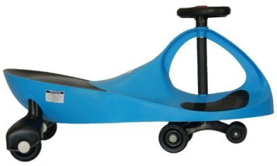 Kids Motor Store Sky Blue Rolling Coaster The Wiggling Wiggle Race Car Premium Scooter available at Flipkart for Rs.8995