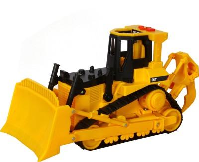 CAT Motorized Job Site Machine - Bulldozer