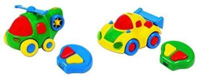 Small World Toys Iq Preschool Wacky Wheels (Styles And Colors May Vary)