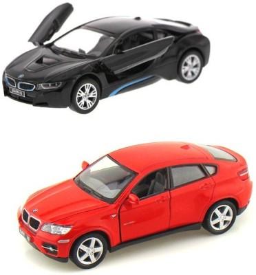 Kinsmart BMW i8 and X6 Mini Model