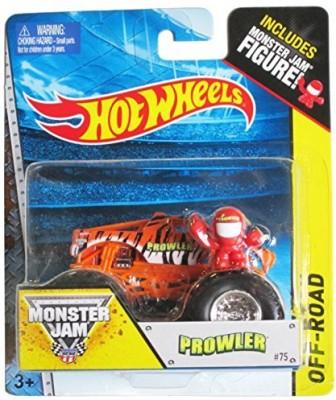 Hot Wheels Offroad Monster Jam Prowler 75 Includes Monster Jam