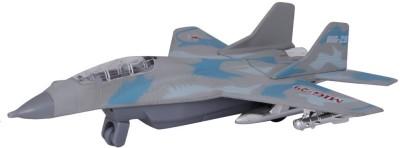 Baby Steps Die-Cast Metal Mission Fighter Mig-29 Plane