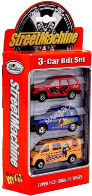Mamaboo Street Machine 3-Car Gift Set