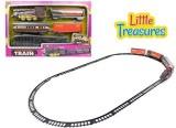 Little Treasures Locomotive Train Set To...
