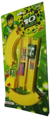 Shop & Shoppee Ben 10 Racing Set