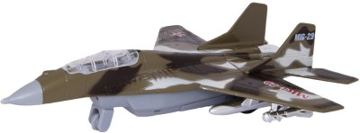 Baby Steps Die-Cast Metal Mission Fighter MIG-29 Plane