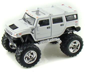 i-gadgets Kinsmart Monster Hummer OffroadWht