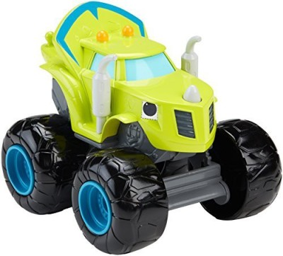 Fisher-Price Nickelodeon Blaze And The Monster Machines Talking Zeg