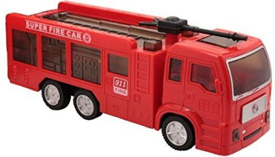 Techege S 911 Fire Truck Emergency Response Team Fire Engine Ladder