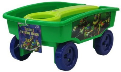 Teenage Mutant Ninja Turtles Ninja Turtles Extreme Wagon