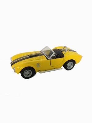 Kinsmart 5,, 1965 Shelby Cobra 427 S/C Yellow