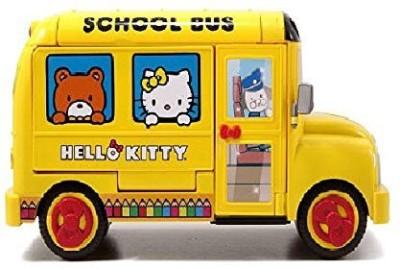 Jada Hello Kitty School Bus