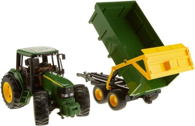 Bruder John Deere 6920 Tractor With Trailer