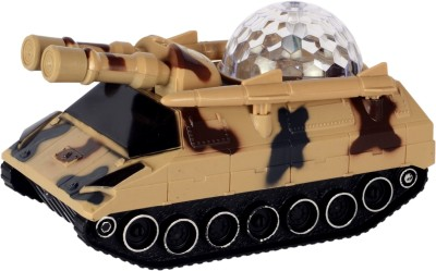 Tabu Army Tank Toy