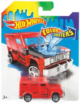 HotWheels Color Shifters Armored Truck