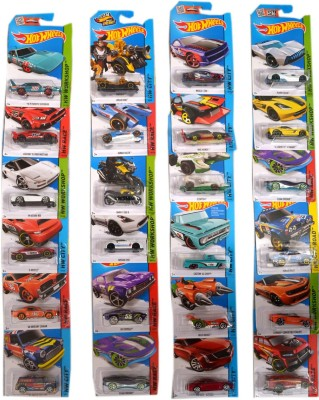 Hot Wheels Cars Of 2015 Fall Edition: Set Of 24