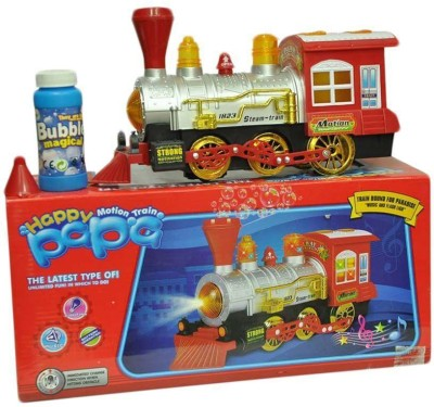 Turban Toys Happy Motion Train(Buble Engine)