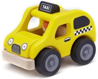 Wonderworld Mini Yellow Cab