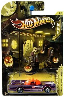 Hot Wheels Halloween Cars (3/5) - 1966 TV Series Batmobile