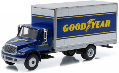 Greenlight 2013 International Durastar 4400 Goodyear Delivery Truck 1:64