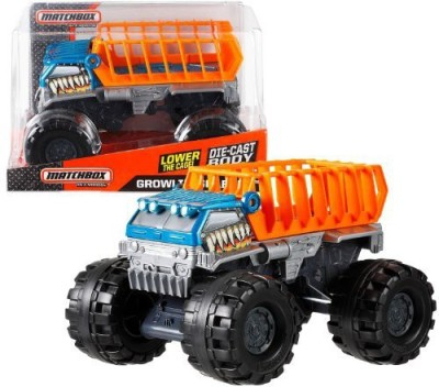 Matchbox Year 2013 On A Mission Series 124 Scale Die Cast Truck Set