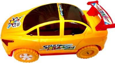 CANDY STORE 3D Star Car