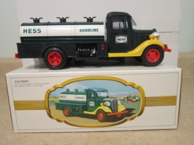 Hess 1983 The First Truck With The Rare Black Switch