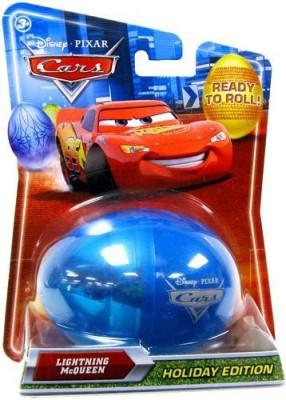 Disney Pixar Cars Lightning Mcqueen 2010 Holiday Edition Easter Egg