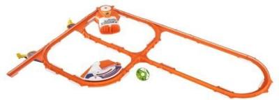 Hot Wheels Spinshotz Rail Rip Race Playset
