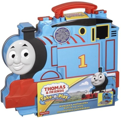 Fisher-Price The Train Take-n-Play On-the-Go Playbox