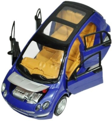 Turban Toys Musical Moving Car With Flash Light
