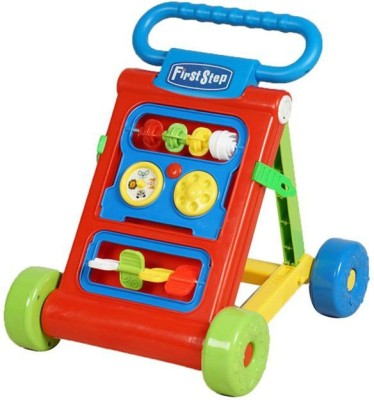 Hysbro Baby Activity Push Along Walker