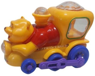 Khareedi Pooh Musical Train with Light