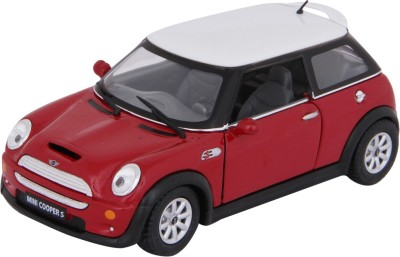 Baby Steps Kinsmart Die-Cast Metal Mini Copper S