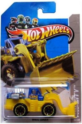 Mattel Hot Wheel Hw City Works Wheel Loader 44/250