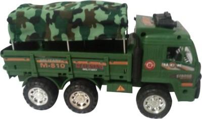 Khareedi Combat Military Cargo Truck