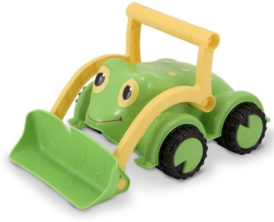 Melissa & Doug Froggy Bulldozer Toy