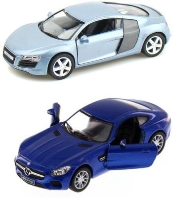i-gadgets Kinsmart Audi R8 and Mercedes AMG Gt