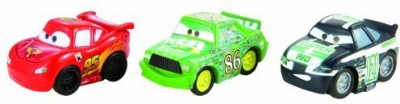 Mattel Cars Micro Drifters Chick Hicksclutch Aid And Classic